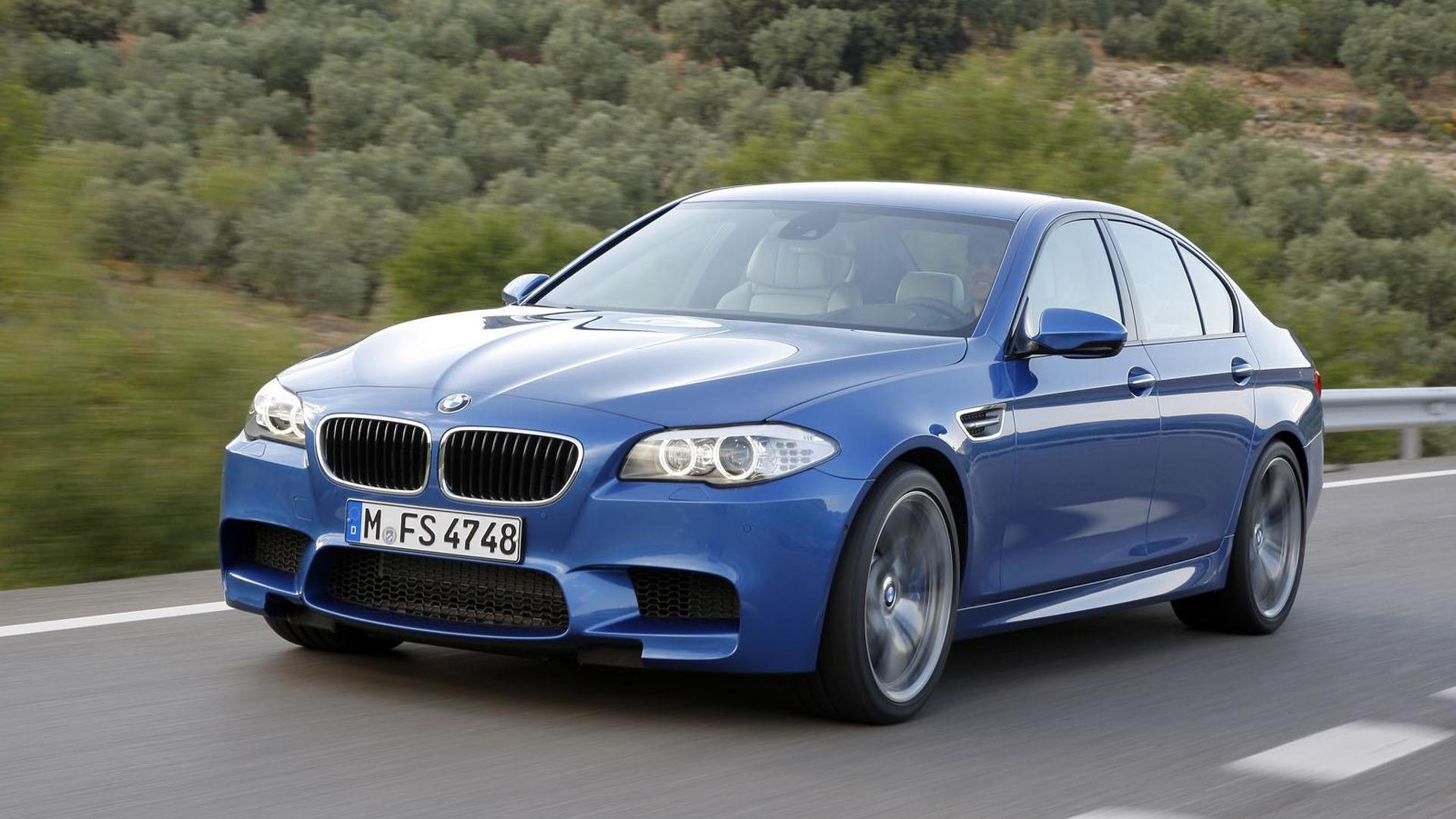 BMW stops M5 and M6 deliveries, issues recall due to engine oil pump problem