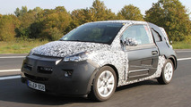 2013 Opel Junior to debut with new engine family - report