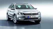 2012 Volkswagen Passat Alltrack debuts in Tokyo [video]
