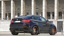 BMW X6 wide-track by CLP Automotive 18.11.2011