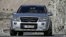 Mercedes M-Class Facelift in Detail