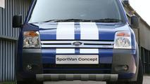 Ford Transit Connect SportVan