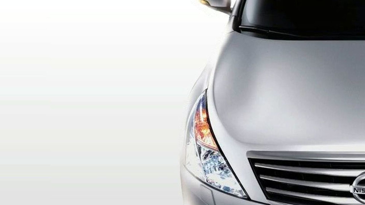 Nissan's new Chinese flagship model