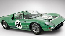 Ford GT40 Prototype - 2.5.2011