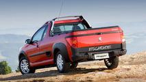 2011 Peugeot Hoggar 207 Based Pick-Up Revealed for Brazil