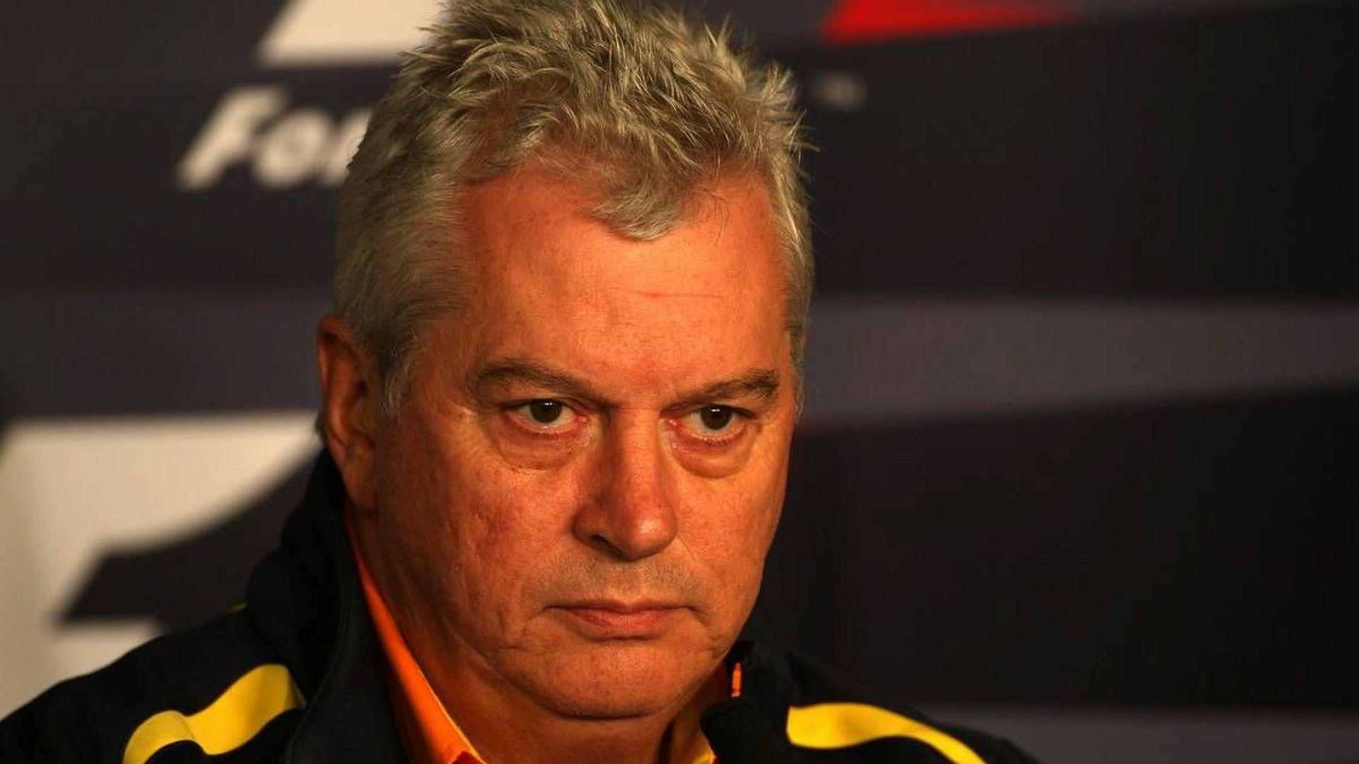 Symonds said 'be careful' before Piquet crash