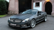 Carlsson CK63 RS based on facelifted Mercedes SL63 AMG