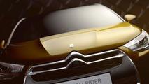 Citroen DS Hight Rider Concept First Photos - 12.02.2010