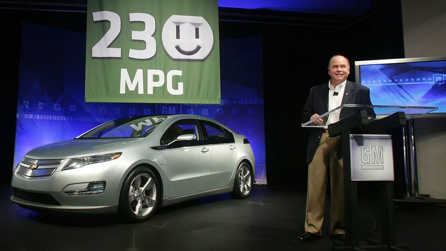 EPA has Not Tested the Chevrolet Volt