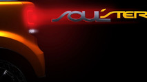 Kia Soulster Concept Teaser Image