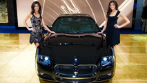 Maserati Quattroporte Sport GT S Unveiled