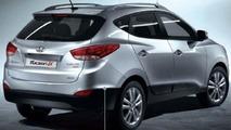 2010 Hyundai Tucson ix