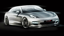 SpeedART Porsche Panamera Turbo Tuning Program Details Released