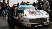 Bufori BMS R1 World Debut at Macau GT Cup
