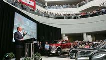 Chrysler Chairman C. Robert Kidder
