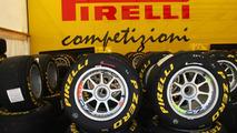 Pirelli to begin F1 track tests on Monday