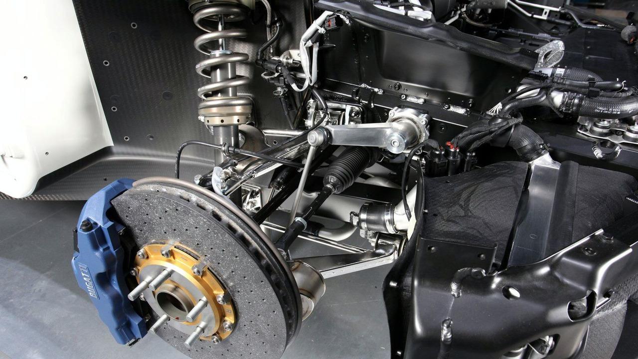 Bugatti Veyron 16.4 Grand Sport 03.03.2010