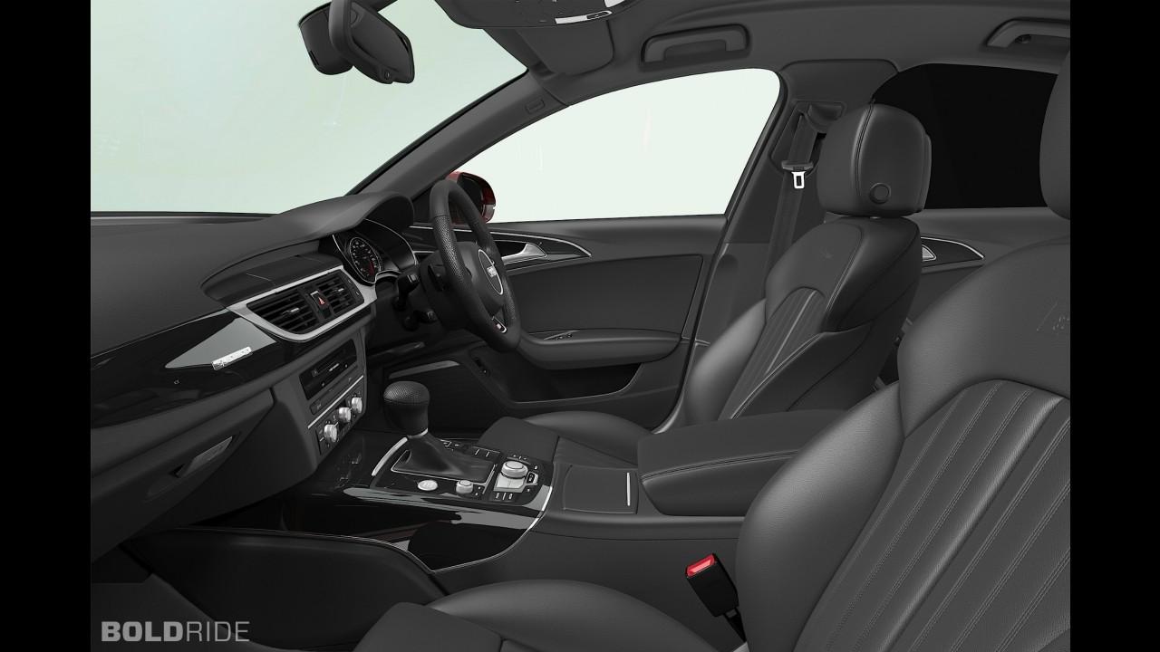 Audi A6 Black Edition