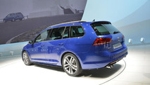 Volkswagen Golf Estate R-Line concept bows in Geneva