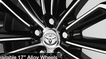 2014 Toyota Corolla 17-inch alloy wheels