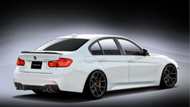 Vorsteiner previews their styling program for the BMW 3-Series