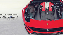 Revozport updates the Ferrari F12 Berlinetta