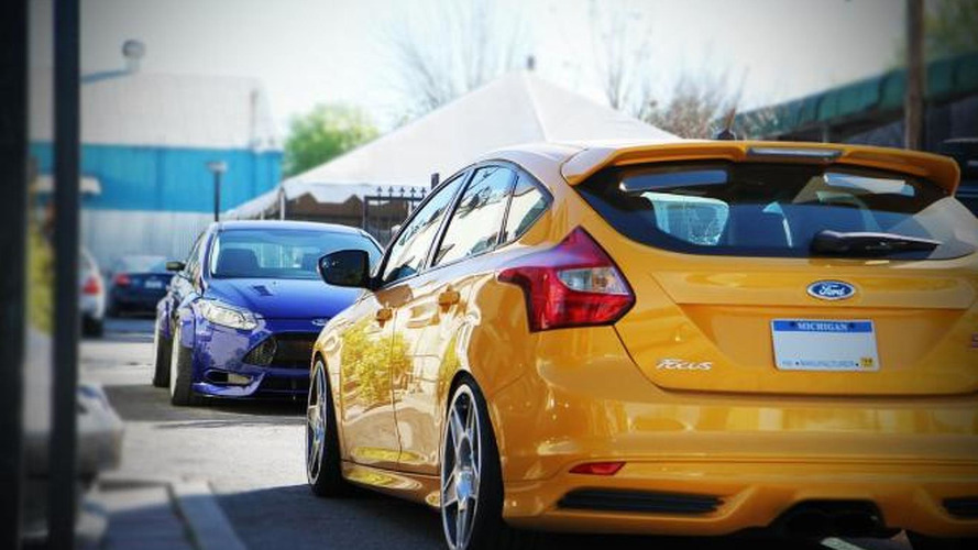 Ford Focus ST TrackSTer by fifteen52 heading to Chicago Auto Show