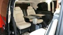 Mercedes Viano X-Clusive at Tokyo