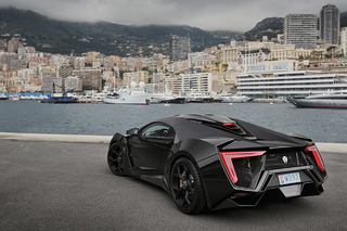 $3.4 Million Lykan HyperSport is About to Get a 1,000-HP Sibling