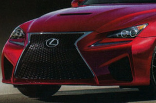 Lexus RC F Gets Rendered –Should It Look Like This?