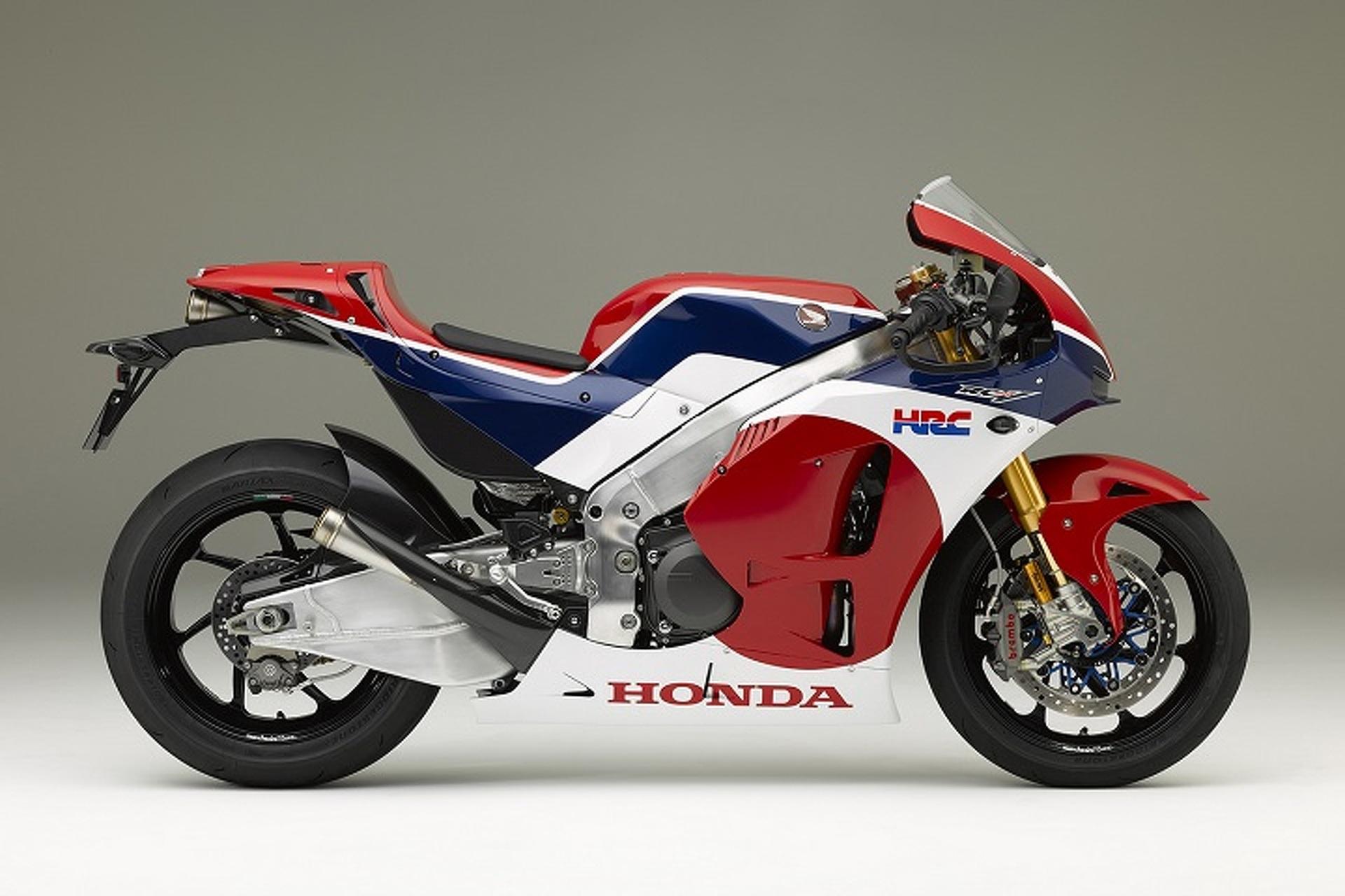 Honda's Street Legal MotoGP Bike Will Cost $184,000