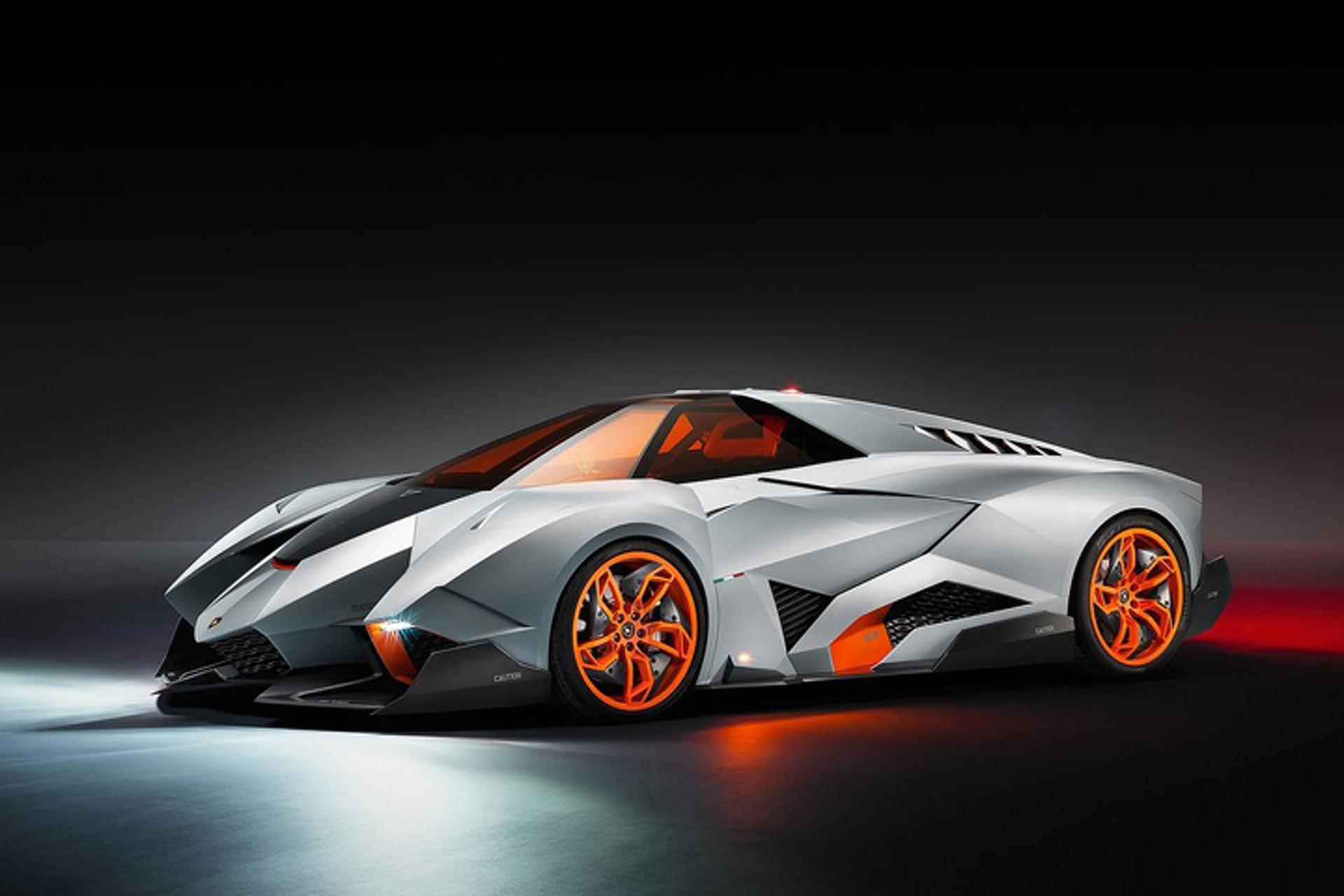 Lamborghini's 5 Best Concept Cars