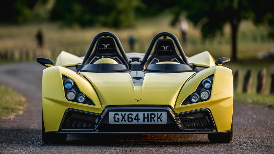 Elemental RP1 will attempt to take down Nurburgring lap record