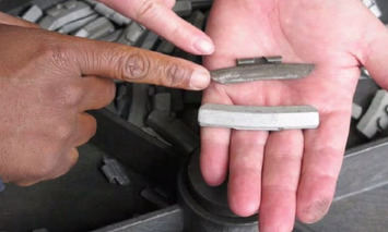 See Why Lead Wheel Weights Need to Go