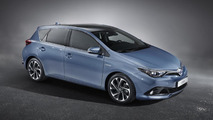 Toyota Auris gets a minor facelift