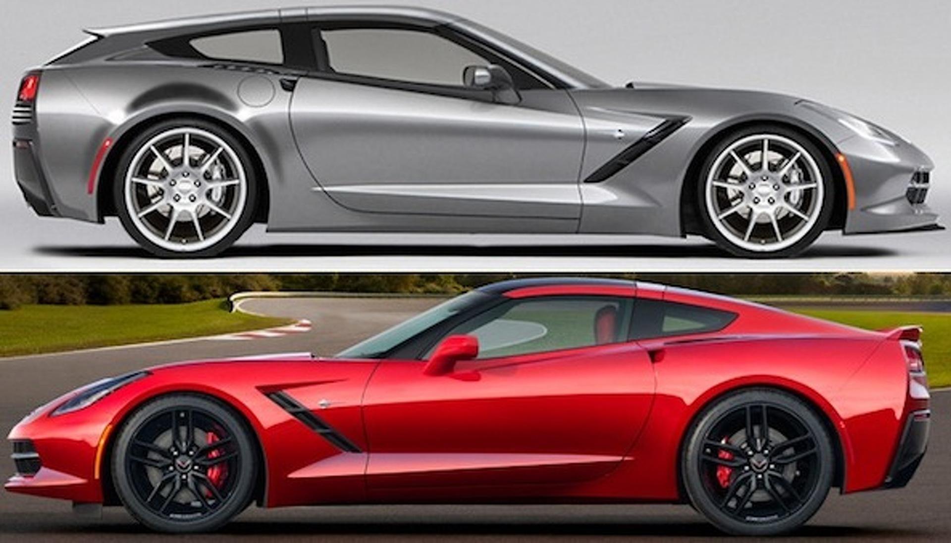 Callaway Corvette Stingray AeroWagon Might Actually Be Produced