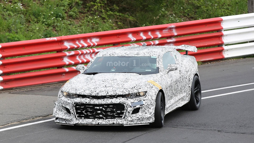 Next Chevy Camaro Z/28 rumored to get LS7 V8