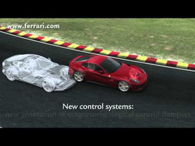 F12berlinetta - Focus on vehicle dynamics