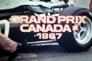 Video of '67 Canadian Grand Prix Puts Yesterday's Race into Context