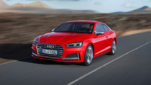 2017 Audi A5 and S5