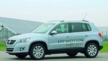 Volkswagen Tiguan HyMotion
