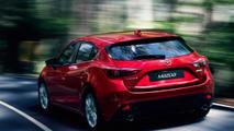 2014 Mazda3 leaked photo 26.6.2013