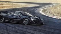 McLaren P1 production begins - report