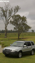 Subaru Forester X Luxury Limited Edtion (Australia)
