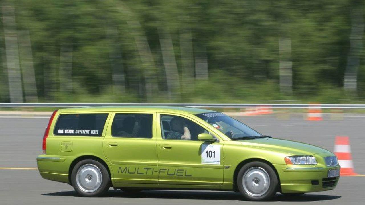 Volvo at Michelin Challenge Bibendum