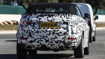Range Rover Evoque Cabrio spy photo
