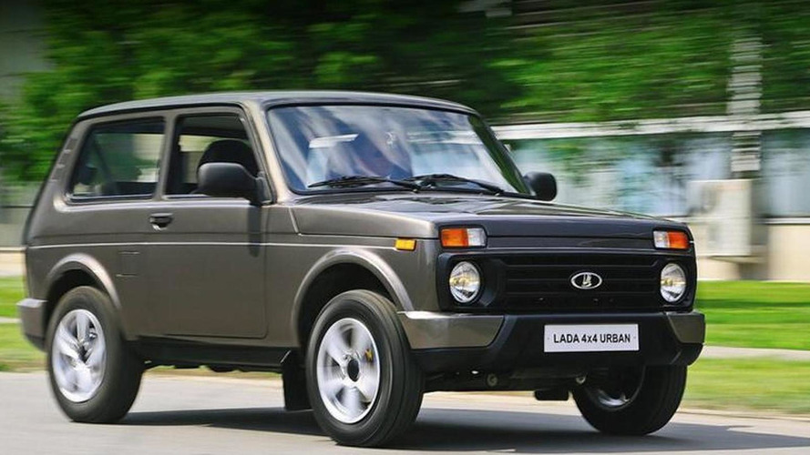 Third-gen Lada Niva 4x4 reportedly coming in 2018