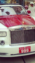 Rolls-Royce Phantom for Abu Dhabi police