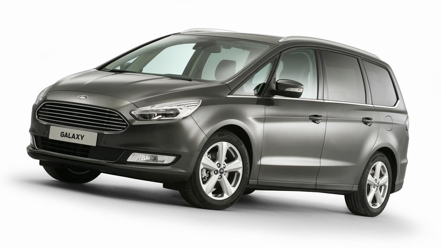 Ford Mondeo, S-Max & Galaxy get lower CO2 emissions, better connectivity
