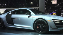 Audi R8 Competition bows in L.A. with 570 bhp